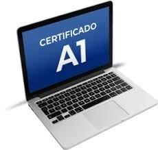 Certificado Digital A1 em Recife