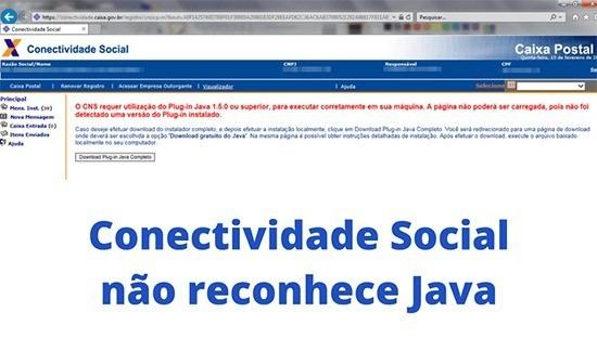 Conectividade Social ICP Certificado Digital
