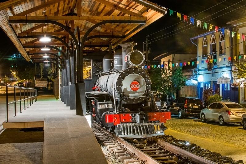Conservatória locomotiva